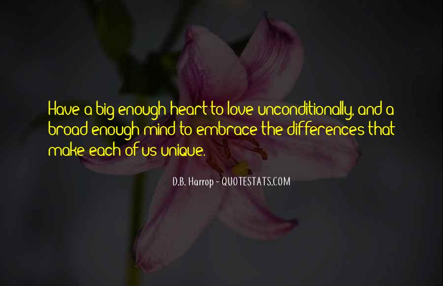 Our Differences Love Quotes #156204