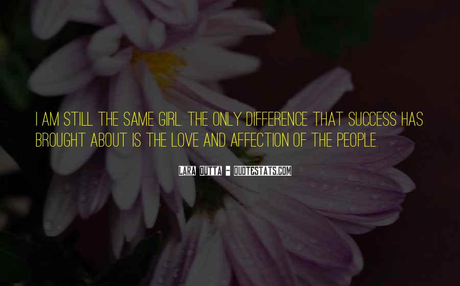 Our Differences Love Quotes #227628