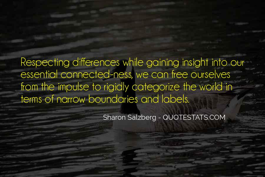 Our Differences Love Quotes #251784