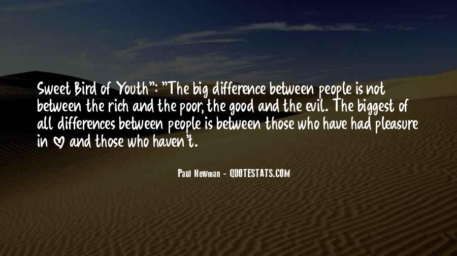 Our Differences Love Quotes #29305