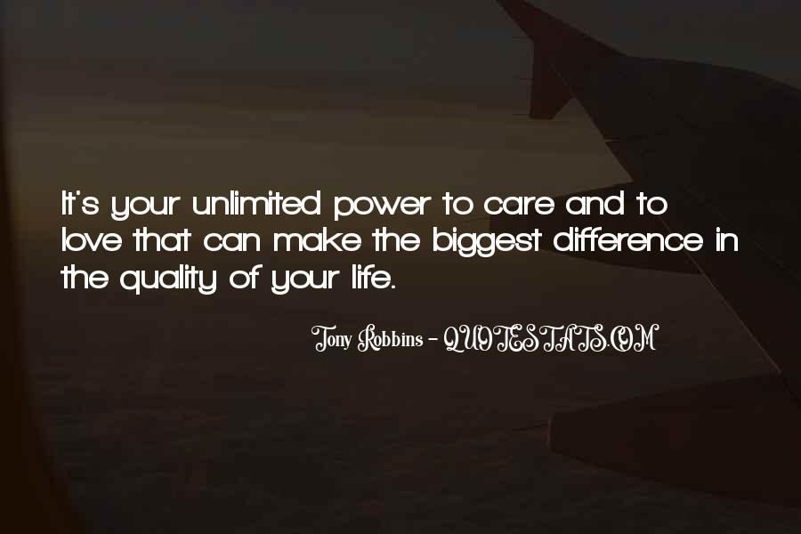 Our Differences Love Quotes #466707
