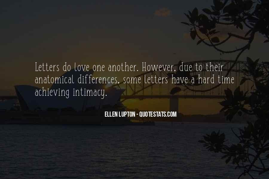 Our Differences Love Quotes #51013