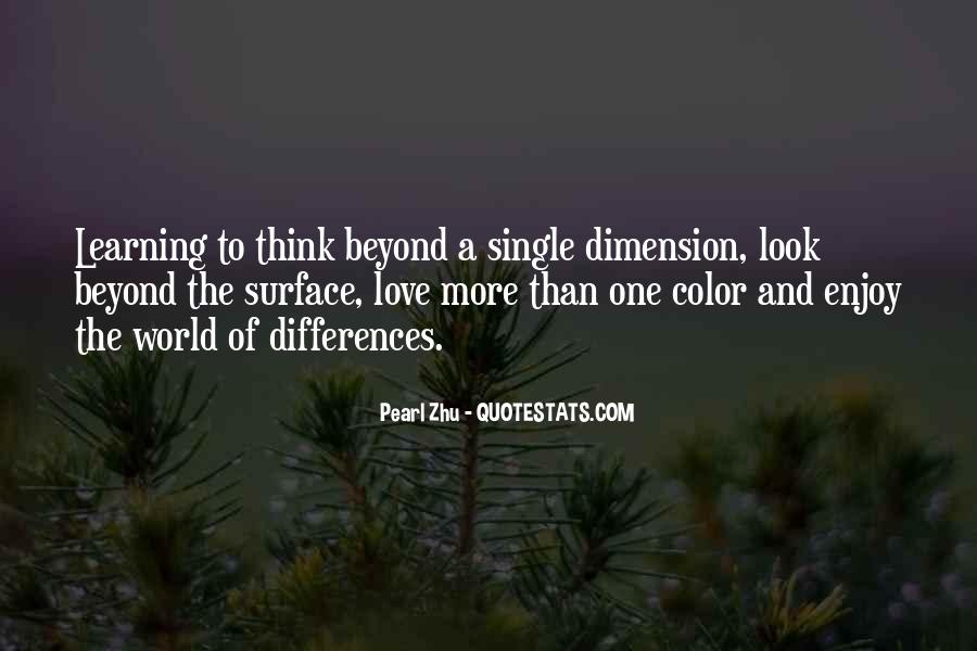 Our Differences Love Quotes #736201