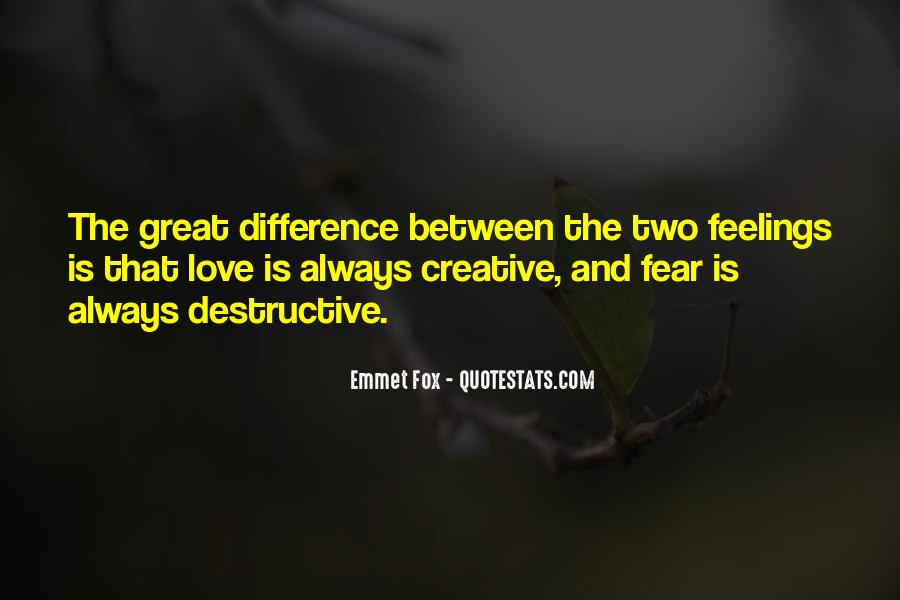 Our Differences Love Quotes #780400