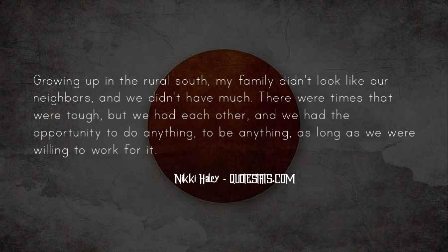 Our Growing Family Quotes #1415646