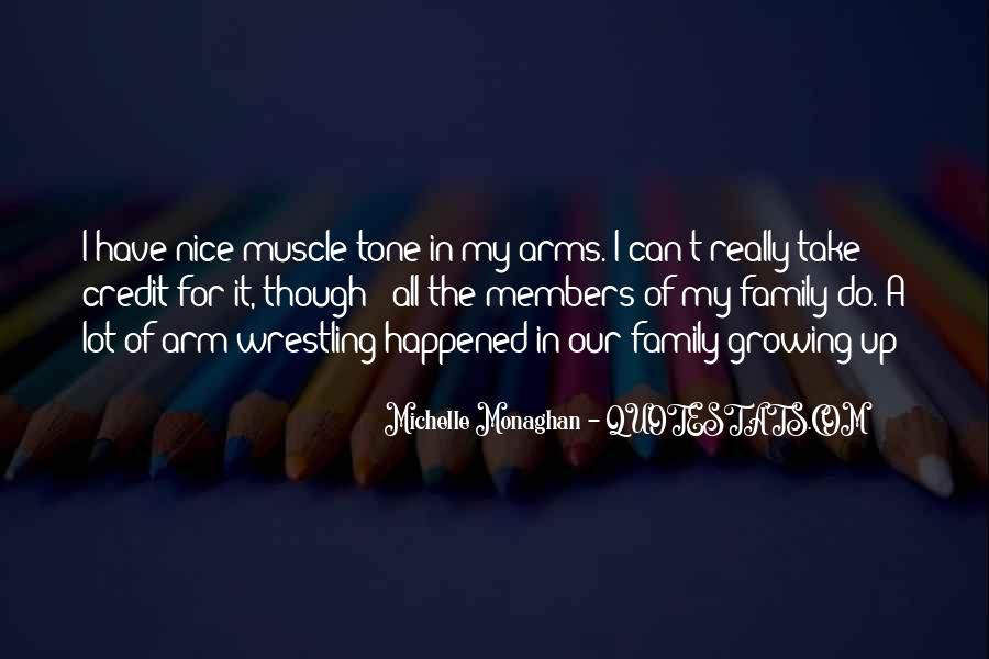 Our Growing Family Quotes #1453366