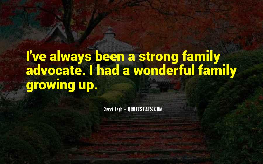 Our Growing Family Quotes #232199