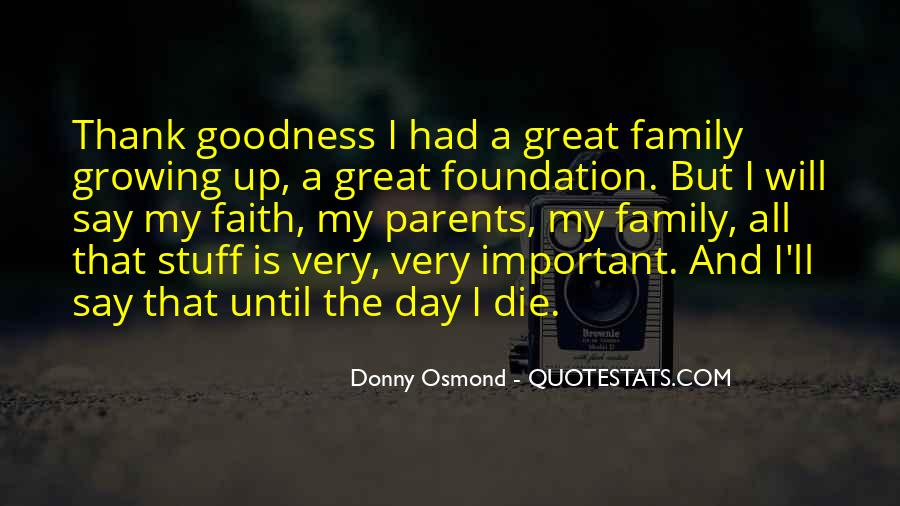 Our Growing Family Quotes #344581