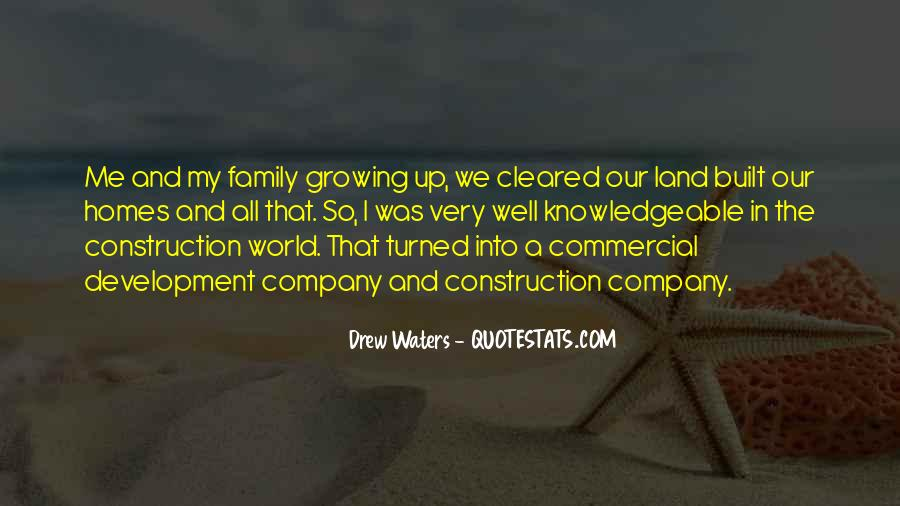 Our Growing Family Quotes #468505