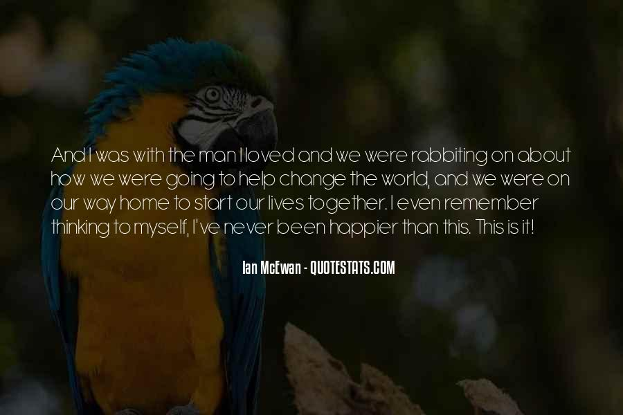 Our Lives Together Quotes #1100552
