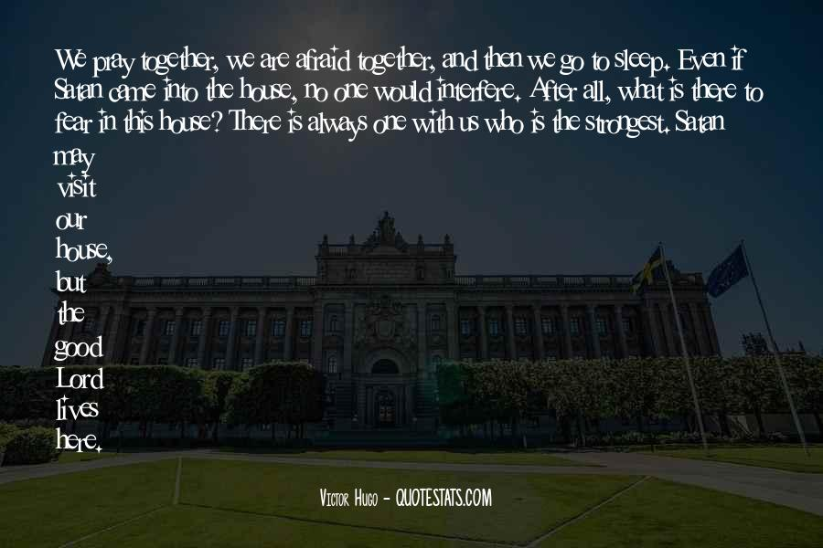 Our Lives Together Quotes #470256