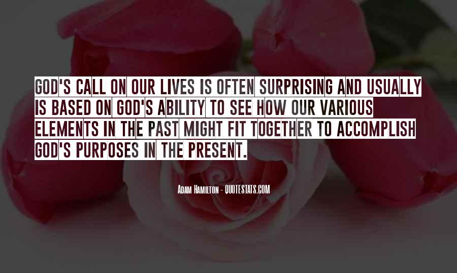 Our Lives Together Quotes #47232