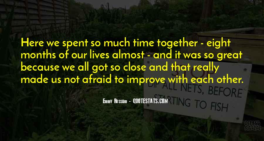 Our Lives Together Quotes #610777