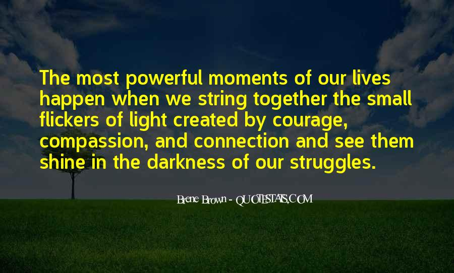 Our Lives Together Quotes #675253