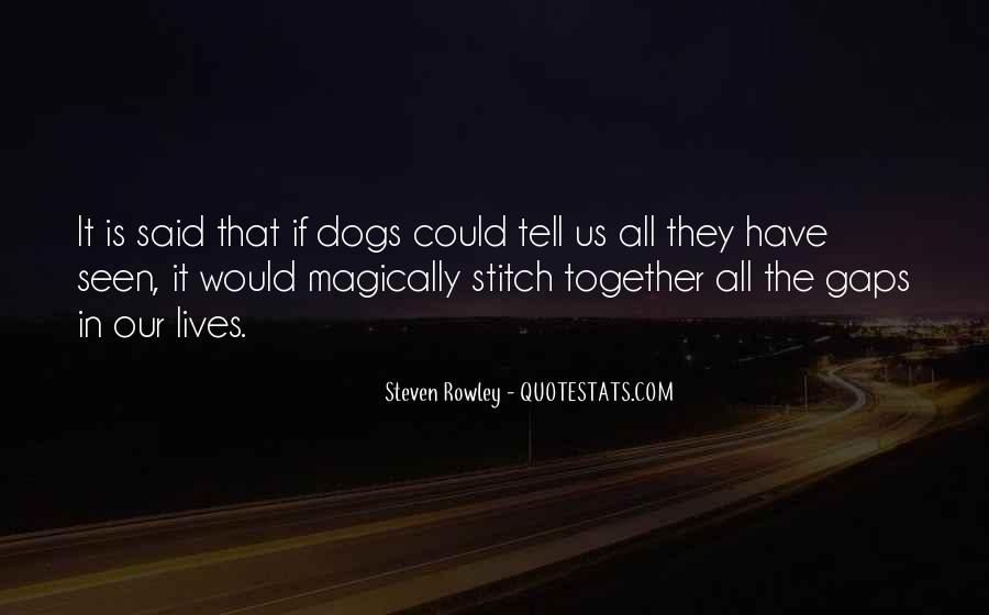 Our Lives Together Quotes #766426