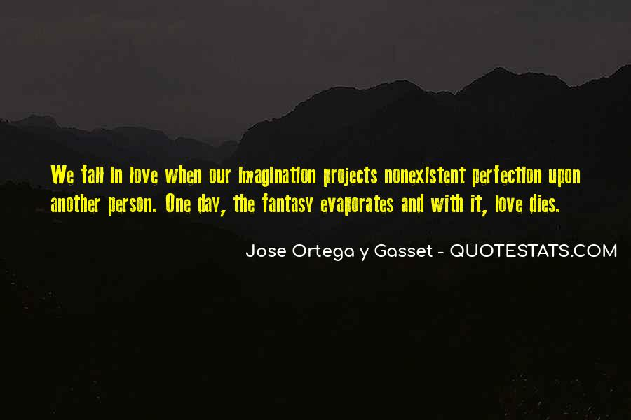 Our Love Dies Quotes #665471