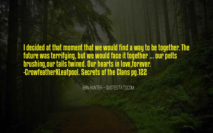 Our Love Forever Quotes #1040790