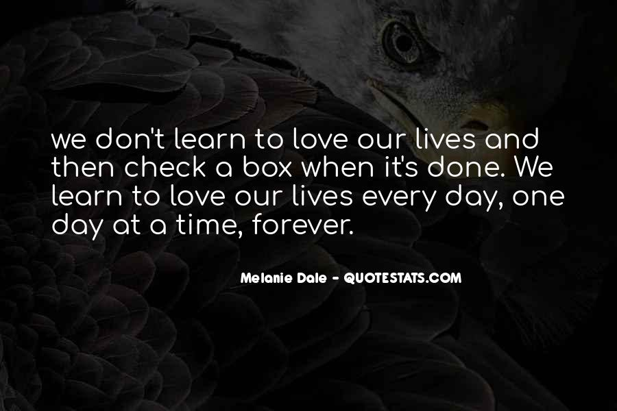 Our Love Forever Quotes #1071827