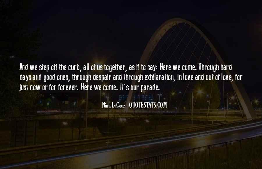 Our Love Forever Quotes #1138613