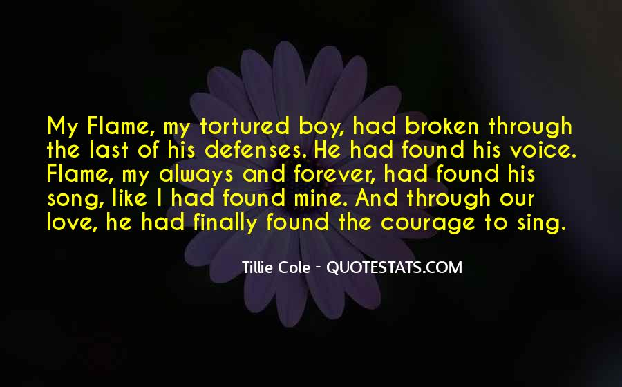 Our Love Forever Quotes #1552618
