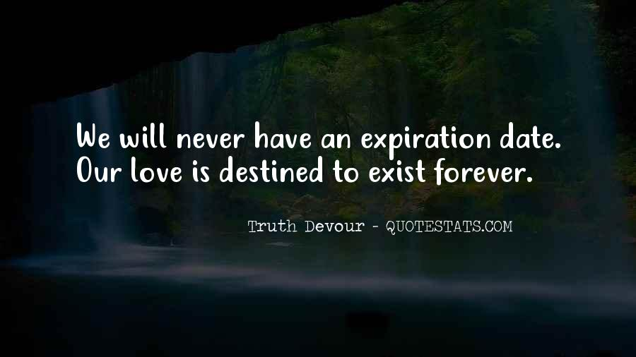 Our Love Forever Quotes #228773