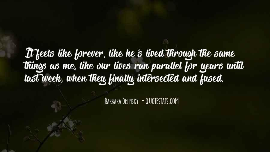 Our Love Forever Quotes #433607