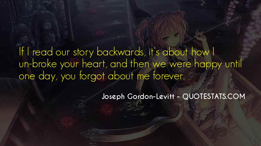 Our Love Forever Quotes #727204