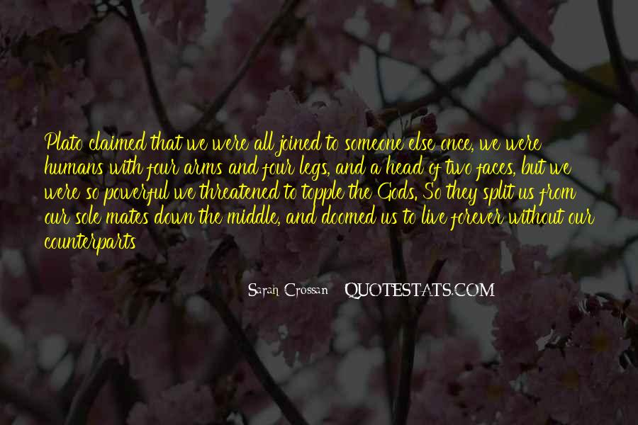 Our Love Forever Quotes #866624