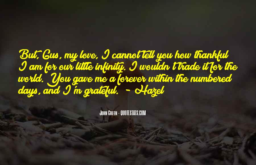 Our Love Forever Quotes #921384