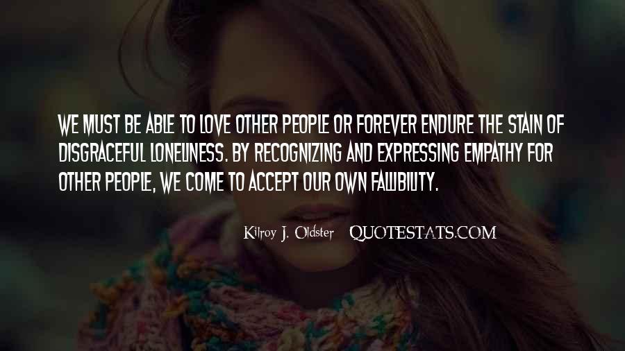Our Love Forever Quotes #93551