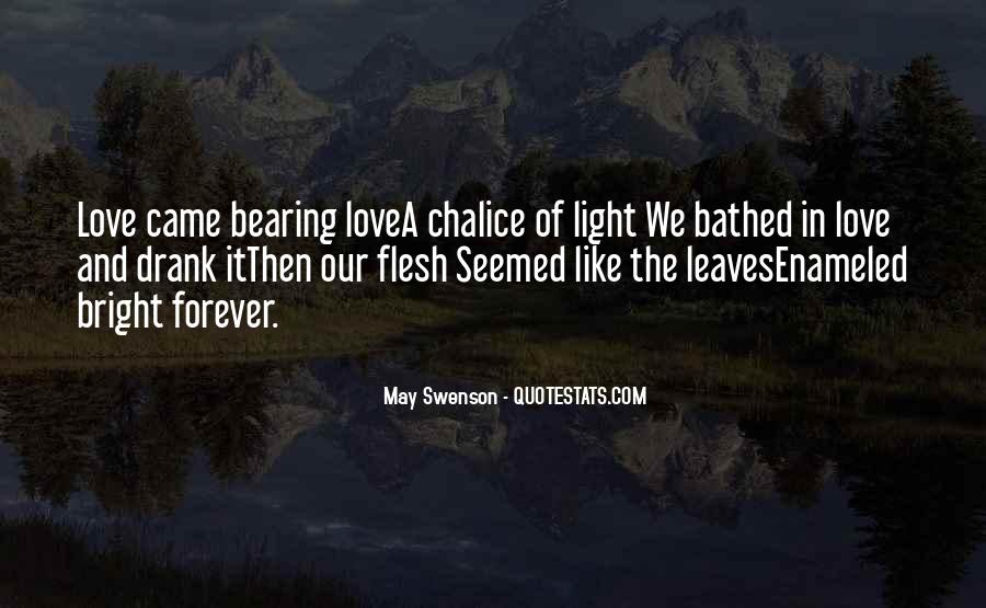 Our Love Forever Quotes #963055