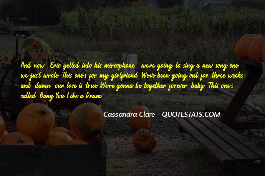 Our Love Forever Quotes #965492