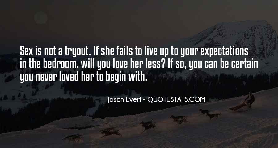 Our Love Never Fails Quotes #1002682