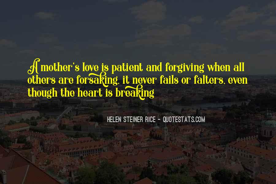 Our Love Never Fails Quotes #132613