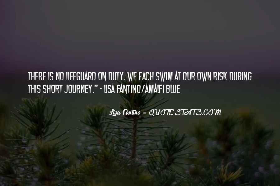 Our Own Journey Quotes #1833236