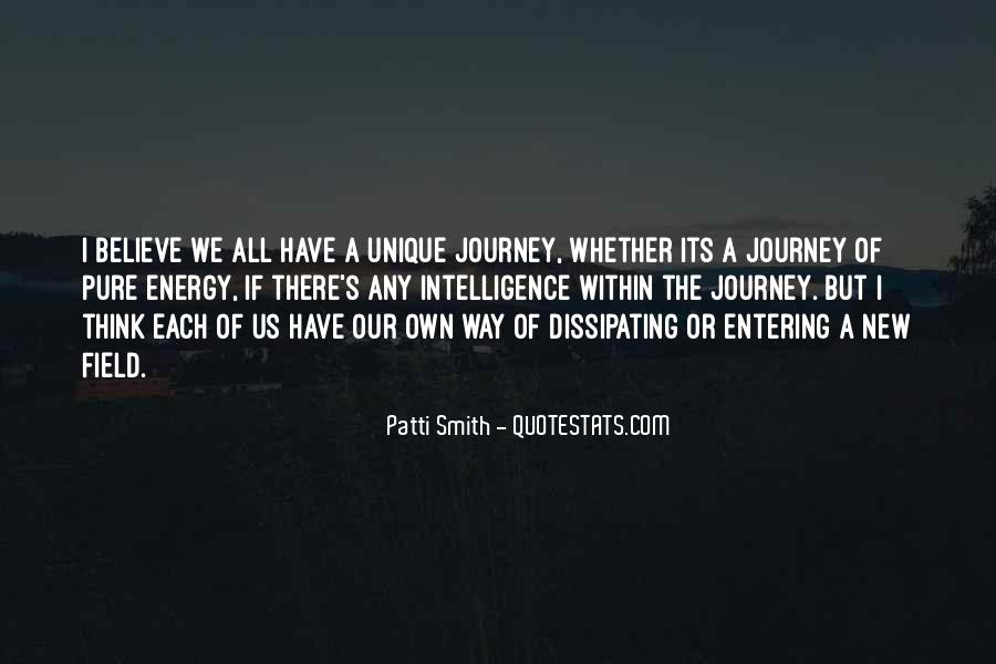 Our Own Journey Quotes #711292