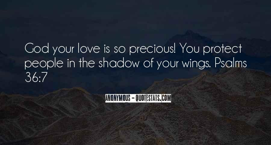 Our Shadow Love Quotes #100686