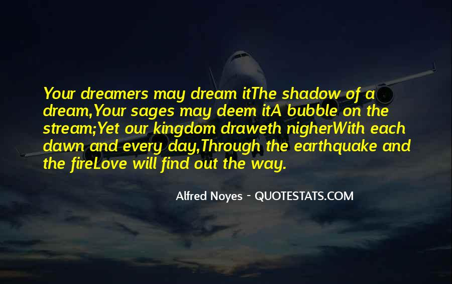 Our Shadow Love Quotes #124519