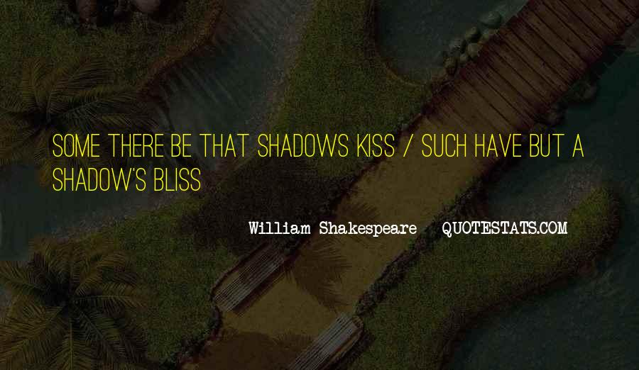 Our Shadow Love Quotes #334231