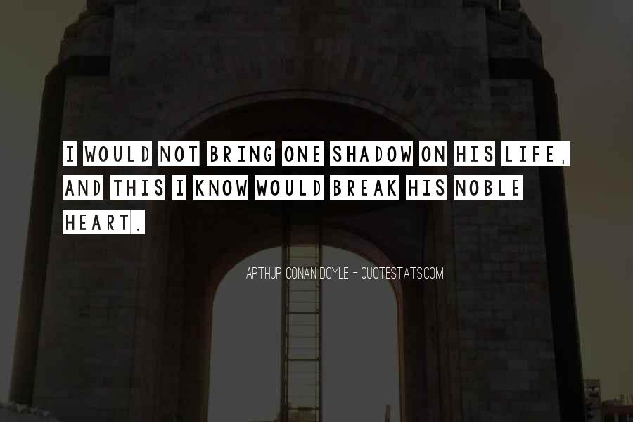 Our Shadow Love Quotes #346674