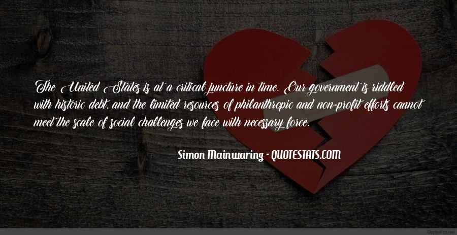 Our Time Is Limited Quotes #1214642