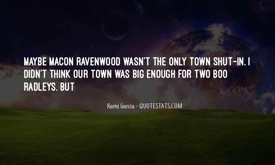 Our Town Quotes #1025557