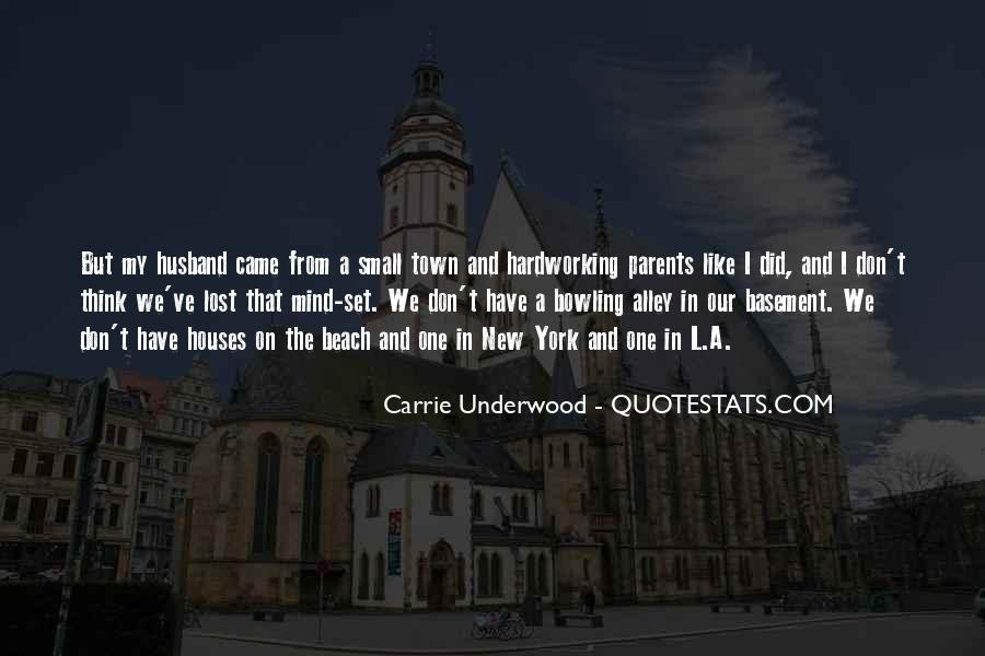 Our Town Quotes #1099027