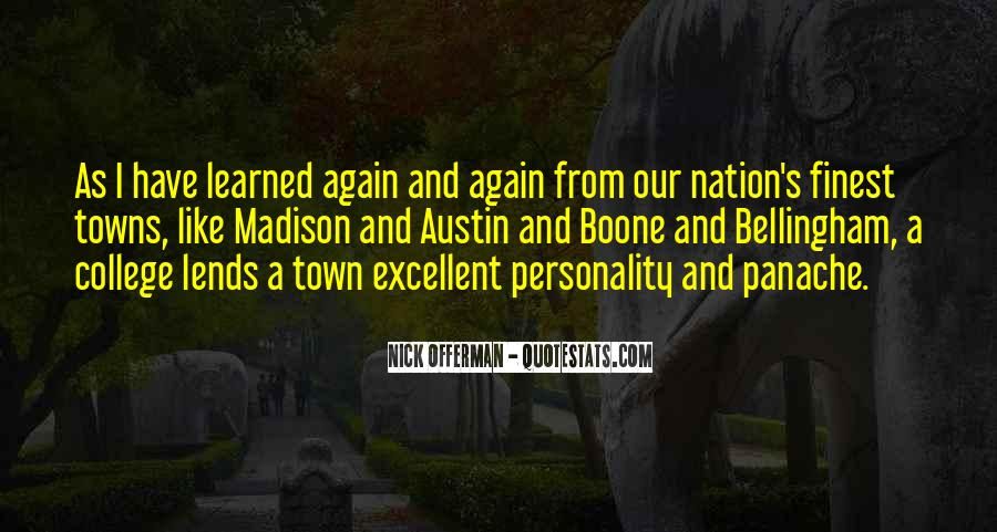 Our Town Quotes #1160586