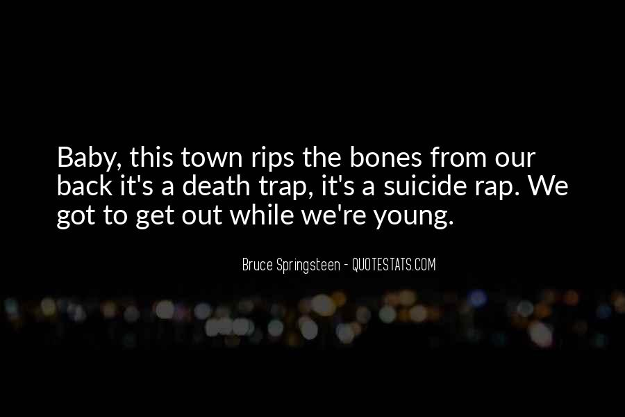 Our Town Quotes #218989