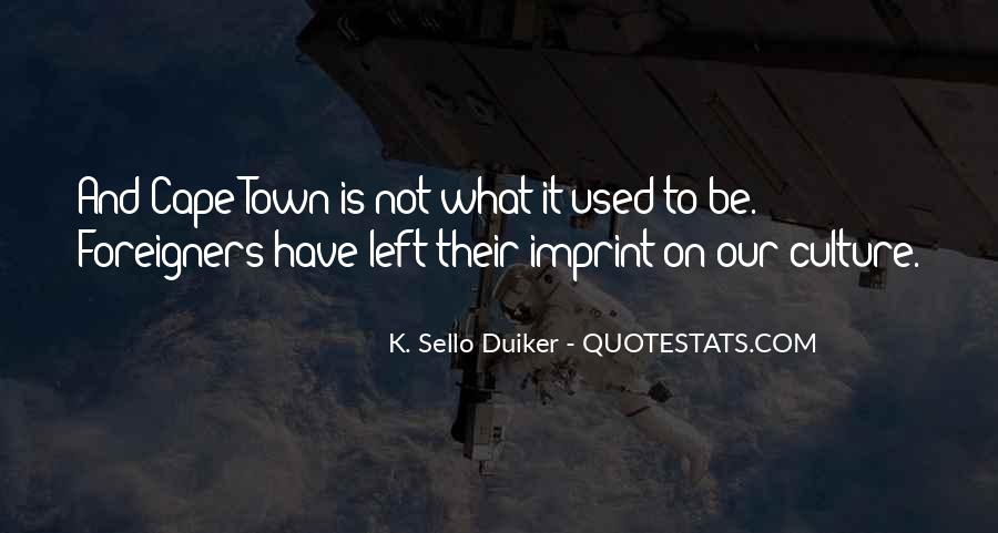 Our Town Quotes #325029