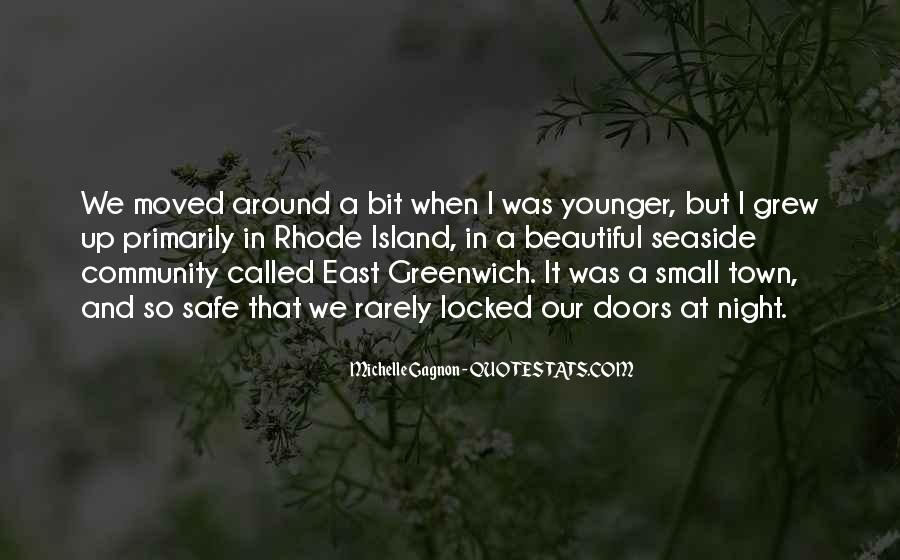 Our Town Quotes #463555