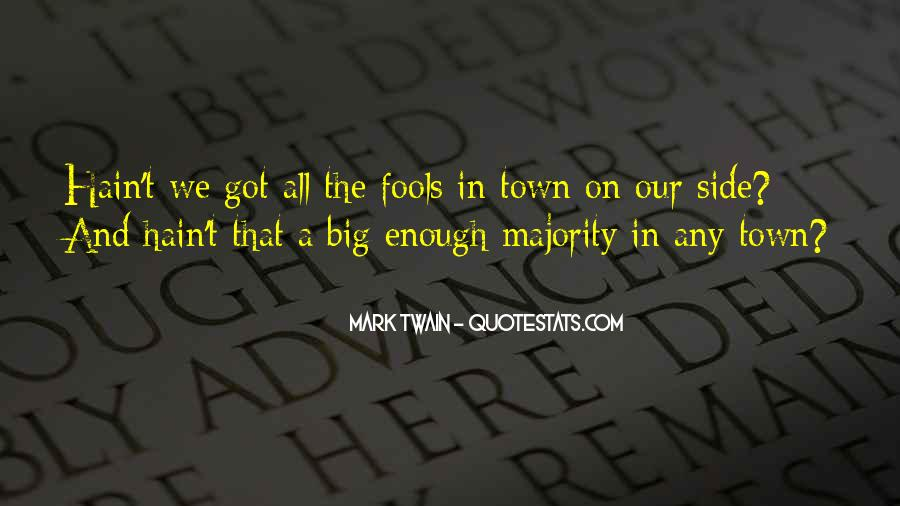 Our Town Quotes #94800