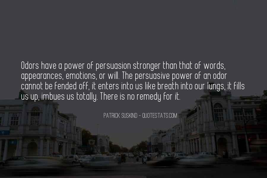 Our Words Have Power Quotes #199048