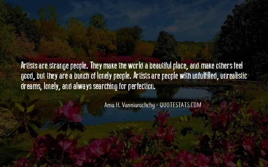 Our World Is A Beautiful Place Quotes #452740